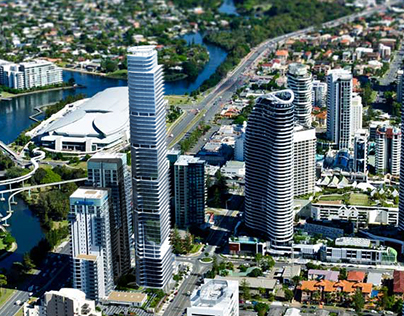 Meriton hotel serviced apartme Broad Beach - Gold Coast
