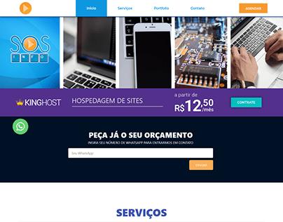 SOS INFO - Web Site
