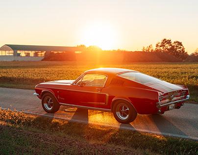 Mustang Fastback - Gemelli Racing
