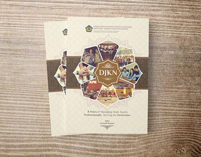 DJKN Kementerian Keuangan - Annual Report