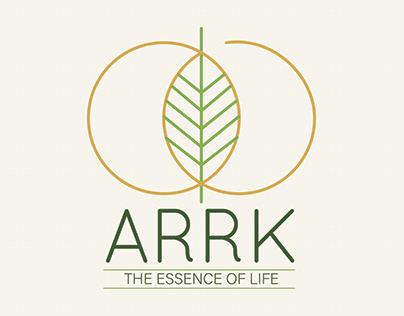 Arrk Green Tea Branding And Campaign designing