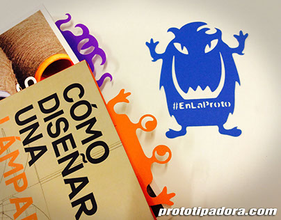 Eat Books Monsters Bookmarkers - #EnLaProto