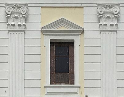 Igreja da Sé - Arquitetura Neoclássica - Folder