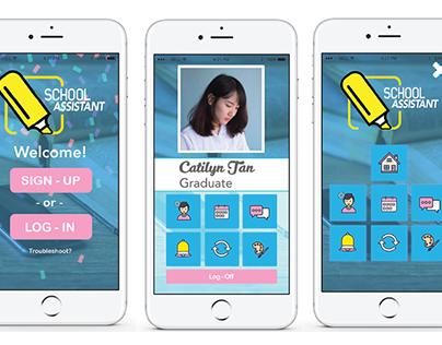 School Assistant App