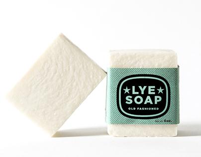 Old Fashioned Lye Soap