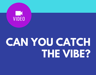 Can You Catch the Vibe?