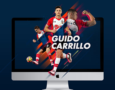 Guido Carrillo - Website design