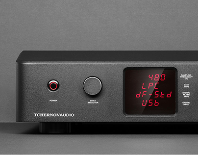 DAC for Tchernov Audio