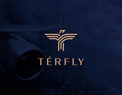 Térfly Branding