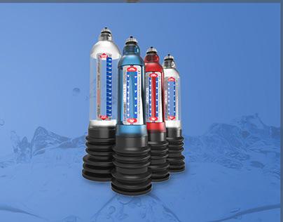 HydroMax - Banner Design