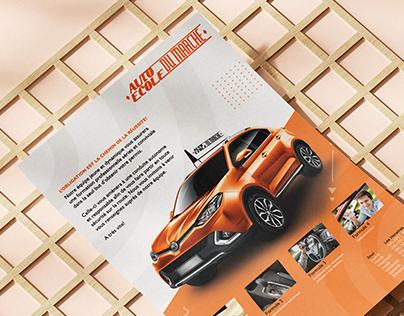 Flyers Autoecole