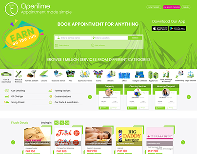 OpenTime Website Final