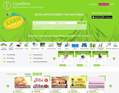 OpenTime Website Final