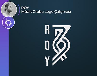 ROY Logo Çalışması
