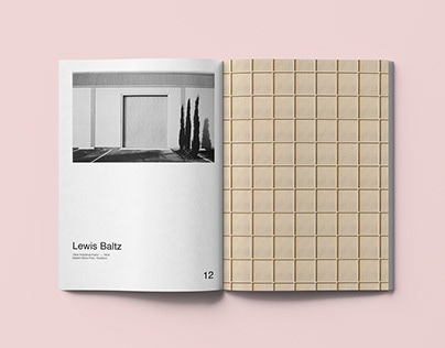 Photography—Pattern Book
