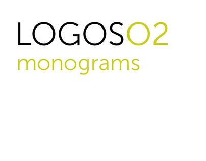 LOGOS 2 monograms