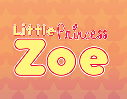 Little Princess Zoe Mobile Dress-Up Game