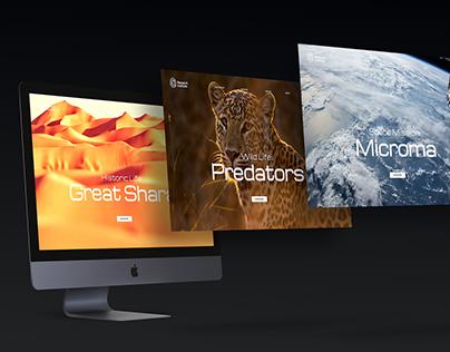 Free iMac Pro mockup template