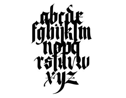 Abuse Font