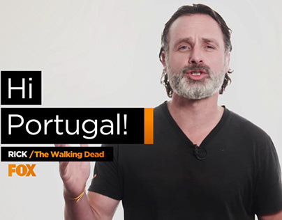 "FOX | ""Hi Portugal!"" Effect"