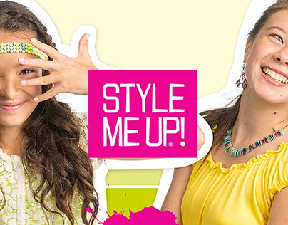 Wooky Entertainment | Style Me Up eCommerce website