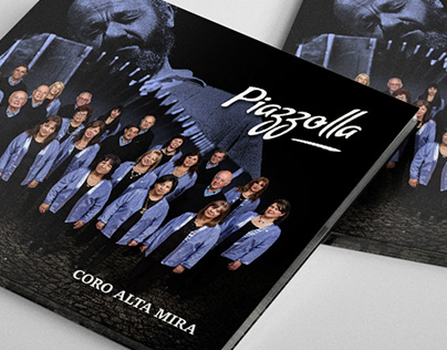 Coro Alta Mira / CD Piazzolla