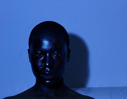Jasmin in Blue