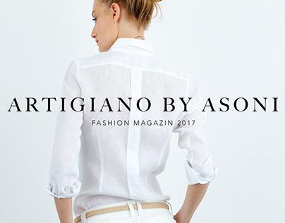 Artigiano Fashion Magazine