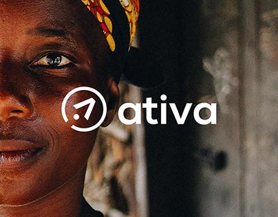Ativa   Visual Brand
