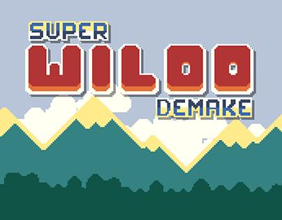 Super Wiloo Demake - Game