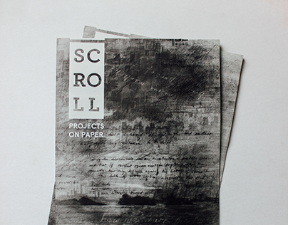 Scroll: Projects on Paper, Vol. I