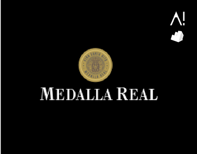 DECANTADOS - MEDALLA REAL