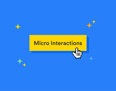 Micro Interactions