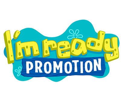 """I'm Ready Promotion"" Handlettering"
