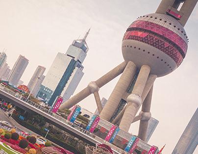 Wandering through Shanghai