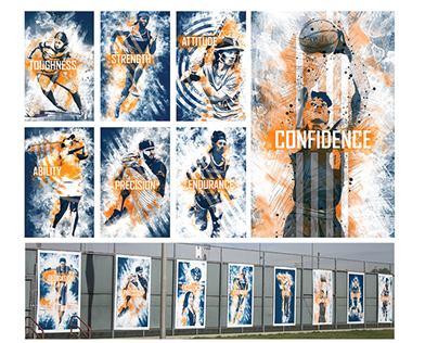 CSUF Banners