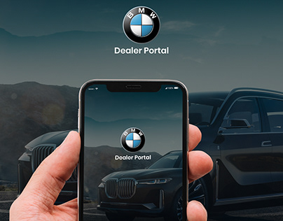 BMW Dealer Portal Application