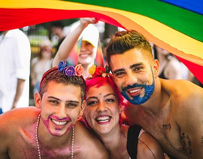 - Pride parade - 2019 Costa Rica - LGBT -