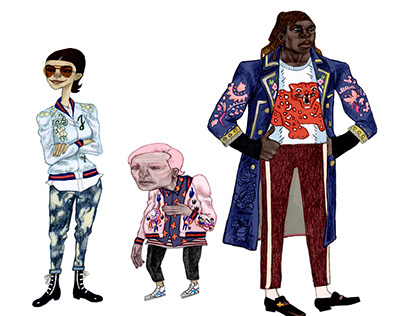 Fashion dolls!