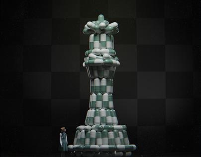 The Queen's Gambit - fanart