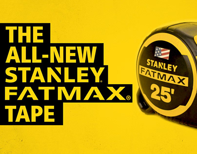 Stanley Fat Max commercial