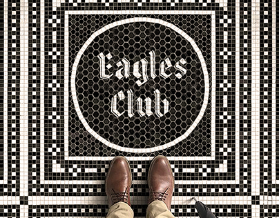 Eagles Club Rebranding