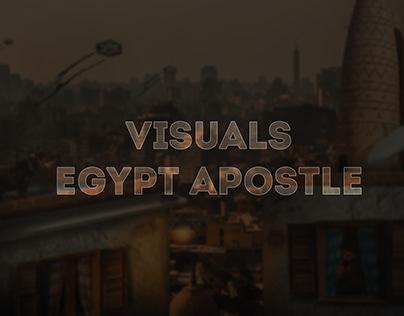 Visuals Egypt Apostle