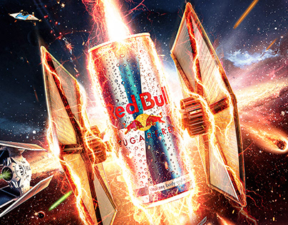 Get wings and fly • Red Bull