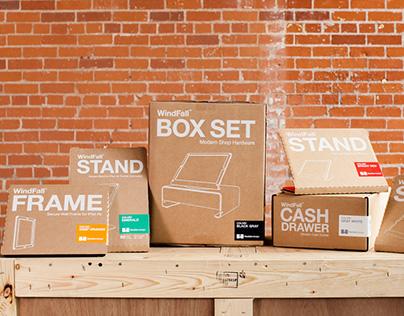 Heckler Design Packaging
