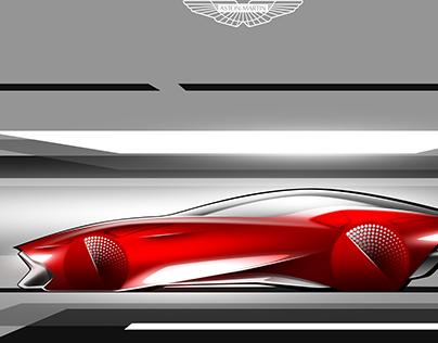 Aston Martin Vision DBS