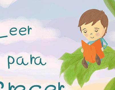 Cartel del concurso de la revista Caballito de Madera