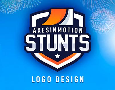 Stunts: Mega Ramps Logo Design
