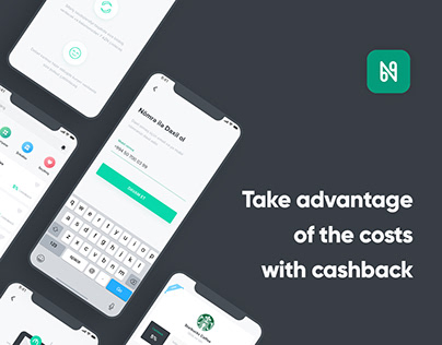 Bumerang Card Cashback System IOS App