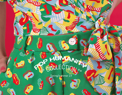 Pi | POP HUMANITY collection
